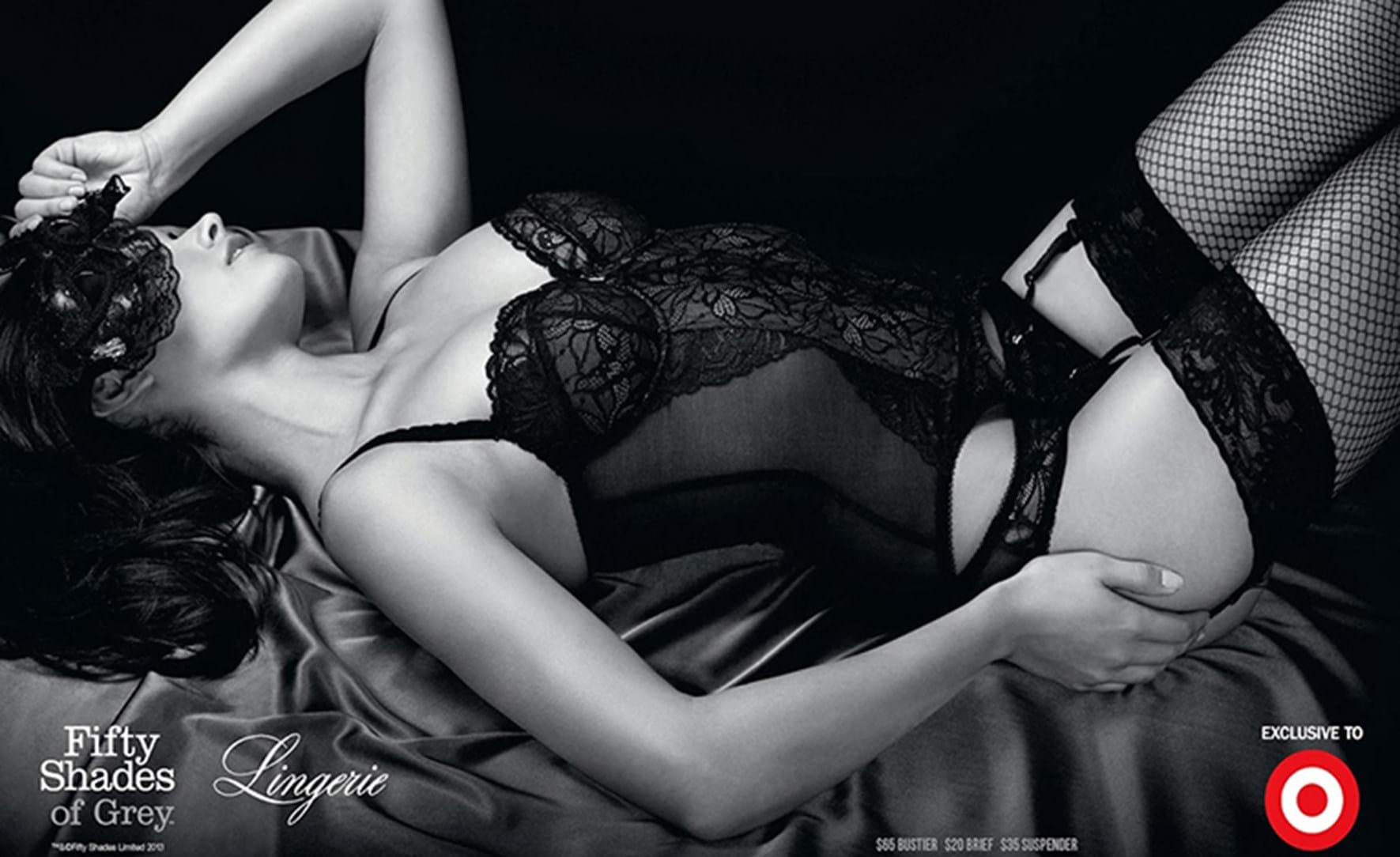 Lingerie - Fifty Shades of Grey