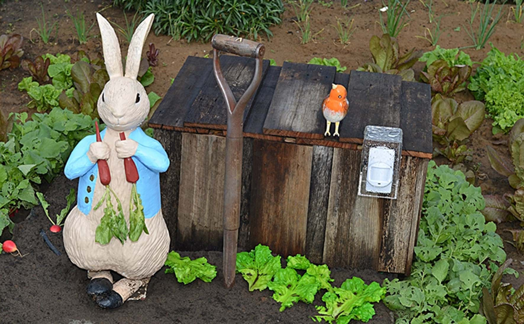 Peter Rabbit Garden & Winery