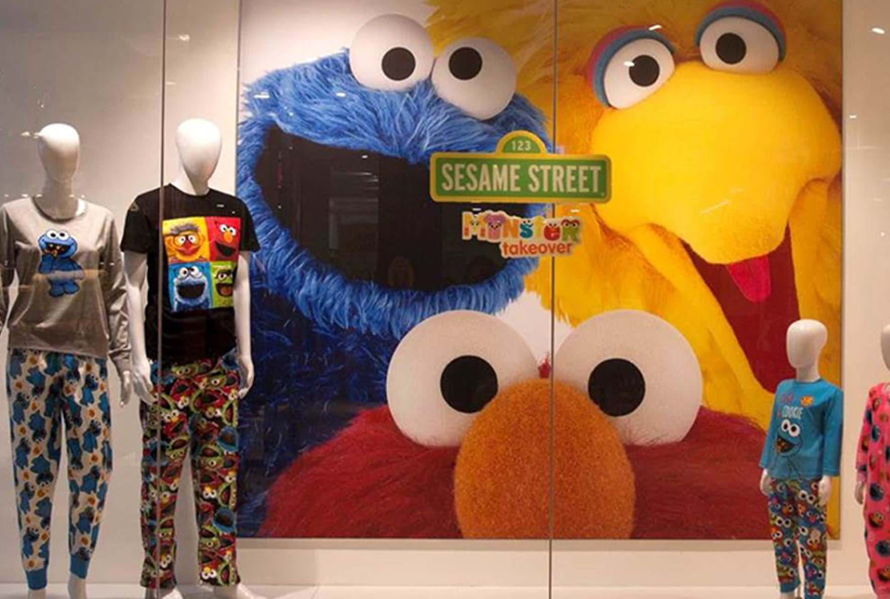 Sesame Street @ Best & Less