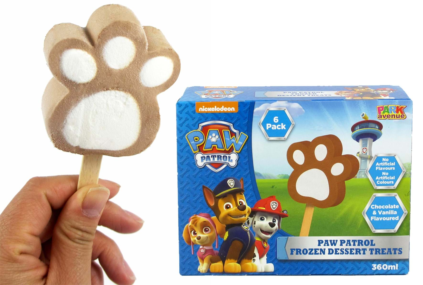 Paw Patrol FMCG Program