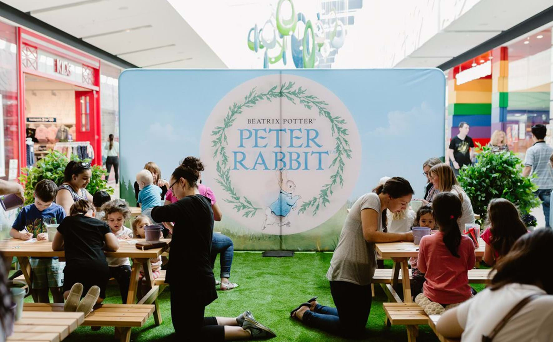 Peter Rabbit x Showtime