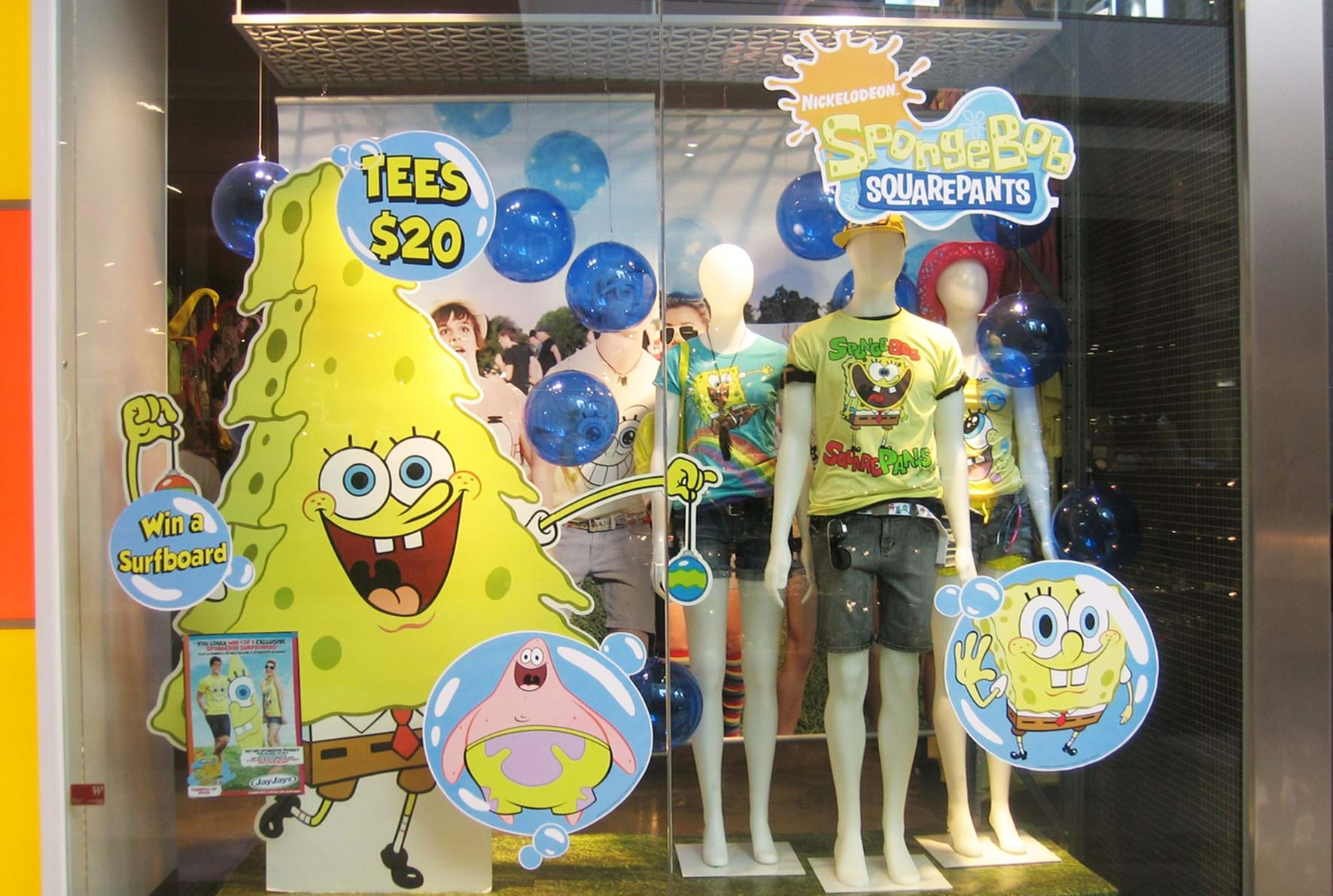 Spongebob @ JayJays